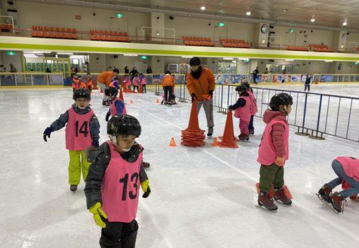 アウトドアクラブ1月活動 スケート教室Ⅱ活動報告